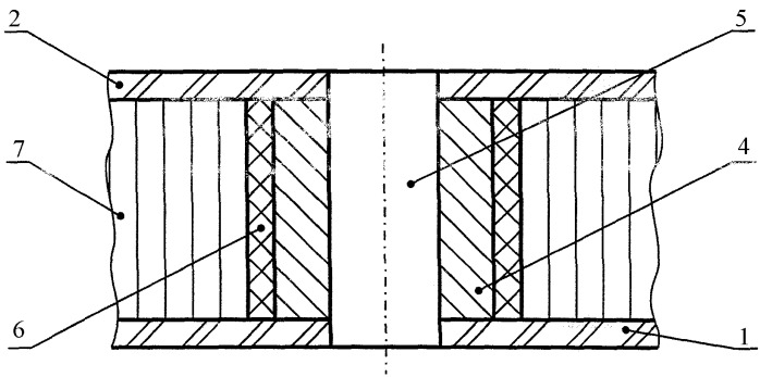 Способ сборки трехслойной панели с опорными узлами