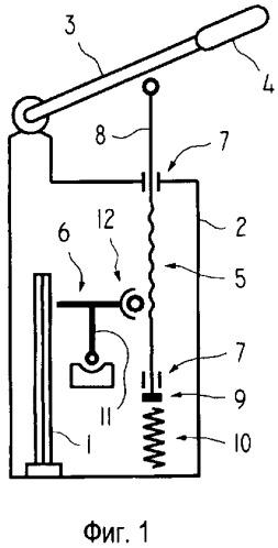Пьезоэлектрический генератор