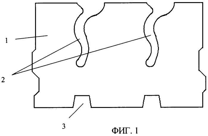 Способ раскроя картонной