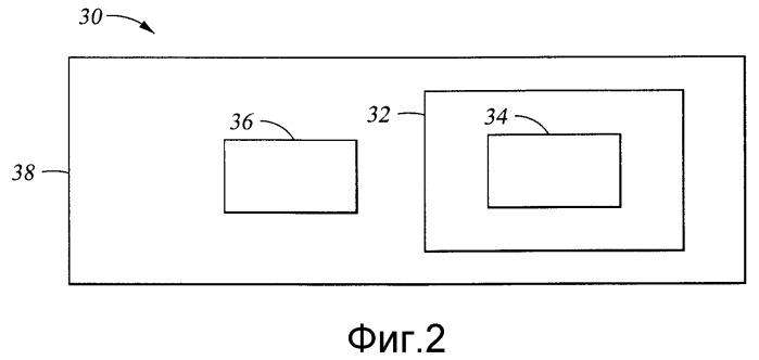Скважинная установка и способ развертывания акустического преобразователя в скважине