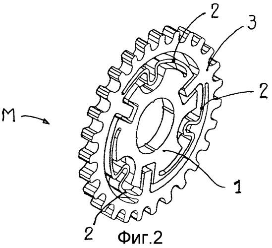 Ходовое колесо, предназначенное для введения во взаимодействие с другим ходовым колесом или неподвижным элементом