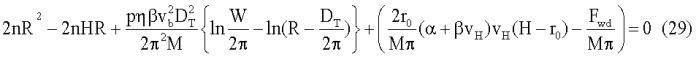 Прогнозирование величины полости в системах уплотненного слоя с использованием новых корреляций и математической модели