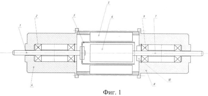Управляемый магнитоэлектрический тормоз
