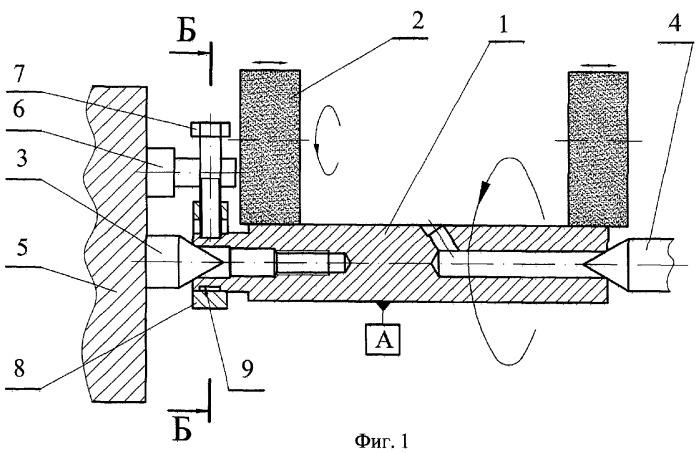 Способ прецизионного шлифования вала электрошпинделя