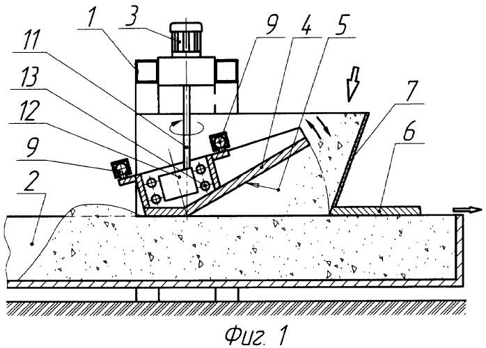 Устройство для формования изделий из сыпучих дисперсных материалов