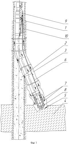 Способ бурения дополнительного ствола из эксплуатационной колонны скважины