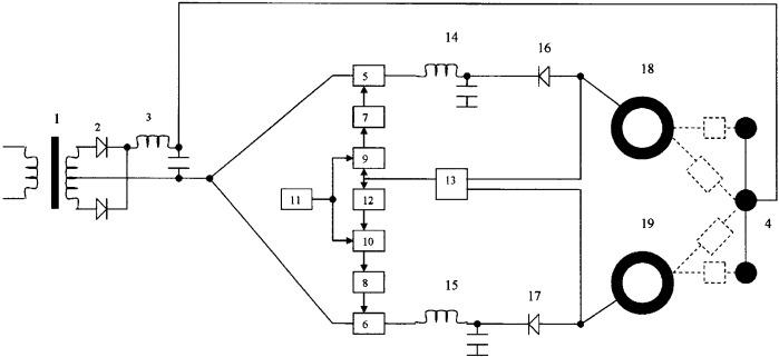 Адаптивная система катодной защиты подземных сооружений