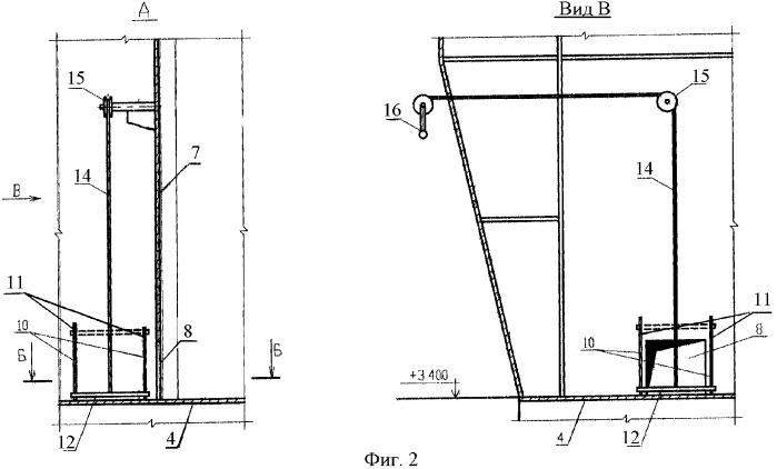Многокамерная печь кипящего слоя для обезвоживания хлормагниевого сырья