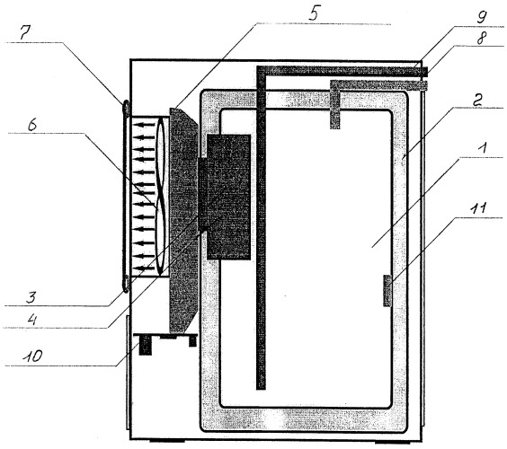 Способ охлаждения питьевой воды для автомата дозированного разлива напитков и установка для охлаждения питьевой воды