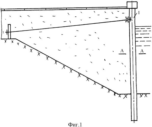 Шпунтовая стенка с металлическим уплотняющим элементом