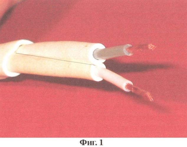 Симметричный огнестойкий кабель