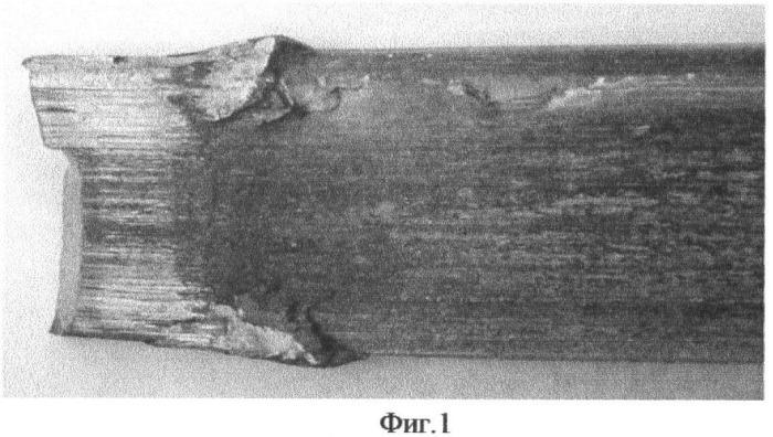 Твердосплавная волока для волочения полосовых профилей из нихрома