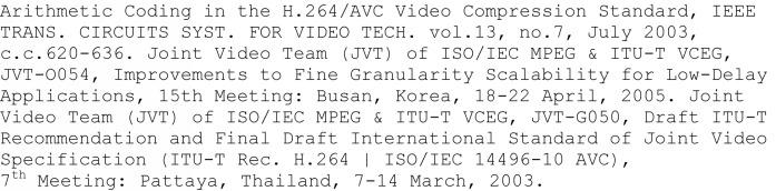 Способ моделирования информации кодирования видеосигнала для компрессии/декомпрессии информации