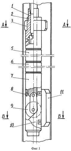Универсальный гидромеханический щелевой перфоратор