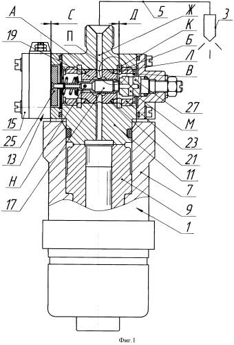Система впрыска топлива для двигателей внутреннего сгорания