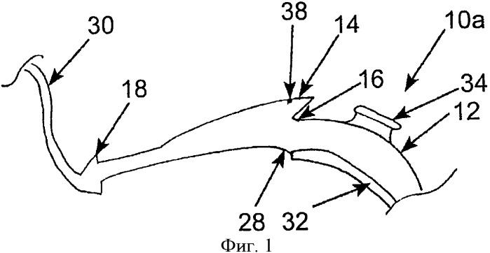 Регулируемый цельный желудочный бандаж с разъемным замком