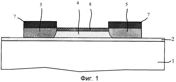 Высокоомный поликремниевый резистор
