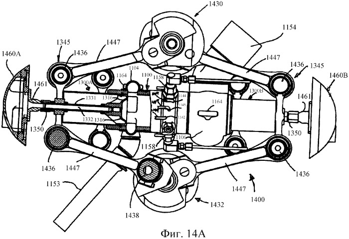 Усовершенствованный двухтактный двигатель внутреннего сгорания с противоположным расположением поршней