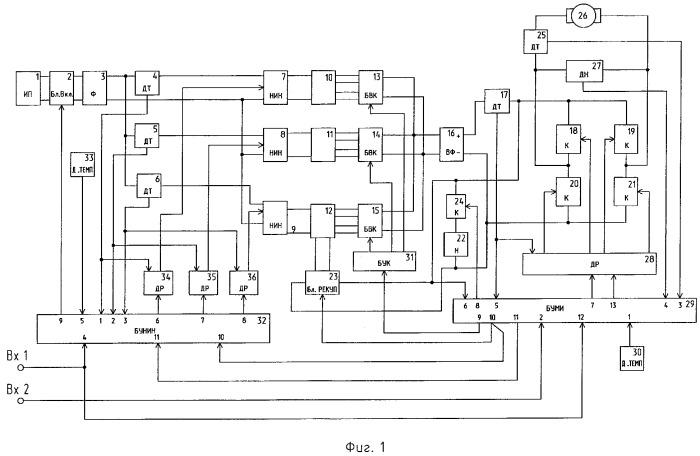 Устройство управления двигателем постоянного тока