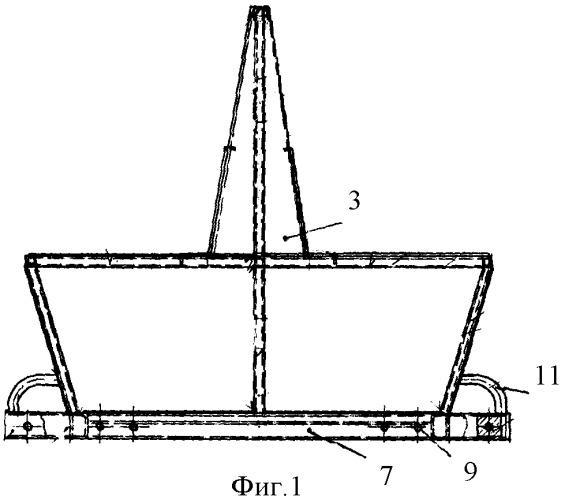 Транспортно-грузовой модуль