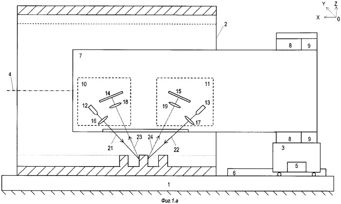 Способ контроля параметров внутренней резьбы и устройство для его осуществления