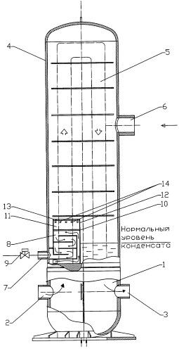 теплообменник из подручных материалов