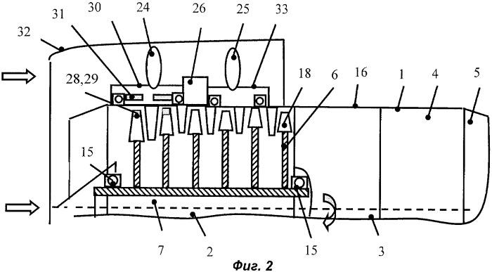 aircraft propfan engine rh russianpatents com Propeller Diagram Propeller Diagram