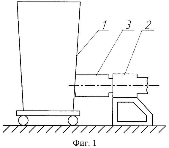 Установка для непрерывной горизонтальной разливки металлов