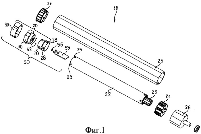 Защитное устройство для рольставней, солнцезащитных тентов, ворот или т.п.
