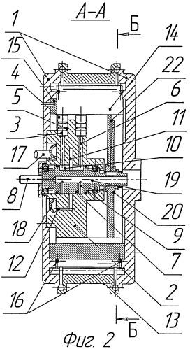 Волновой плунжерный редуктор