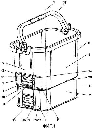Соединительная система для укладываемых в штабель емкостей