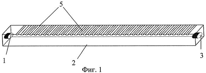 Оптический датчик деформации