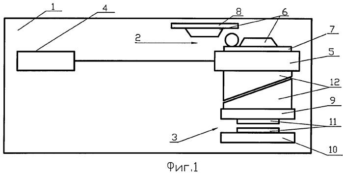 Устройство для формообразования изделий с переменным сечением пластическим деформированием
