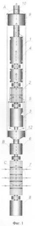 Погружная электроцентробежная насосная установка