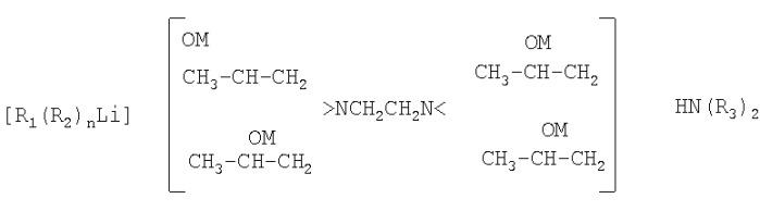 Способ получения модифицирующей добавки литийорганического соединения и способ получения полибутадиена и сополимеров бутадиена со стиролом