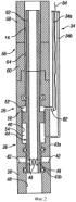 Скважинное устройство для регулирования расхода потока флюида из пласта в ствол скважины (варианты) и способ определения положения средства регулирования расхода внутри скважины (варианты)