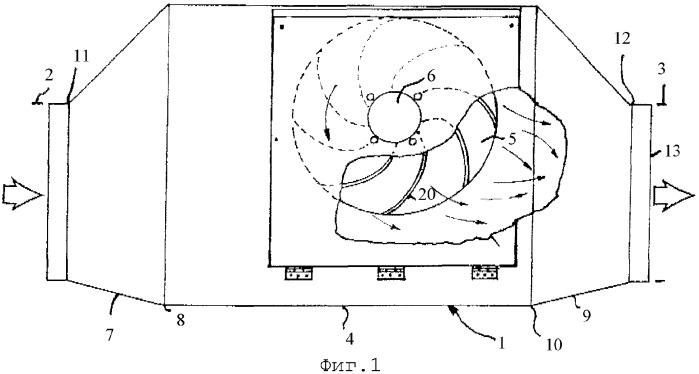 Туннельный вентилятор