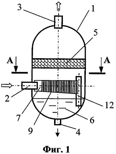 Сепаратор газа