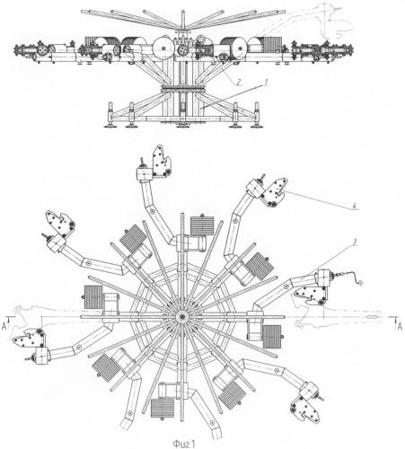 карта карусели на вагонетки - 13
