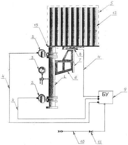 Автоматическое устройство для ввода твердых стержней поверхностно-активных веществ в скважину