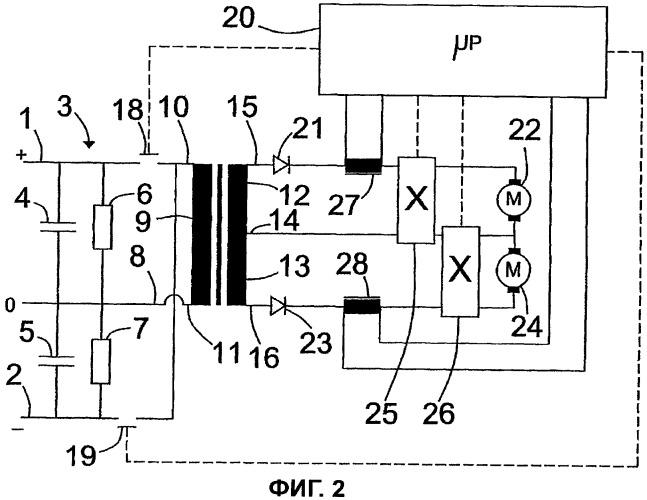 Способ регулирования механически коммутируемого электродвигателя