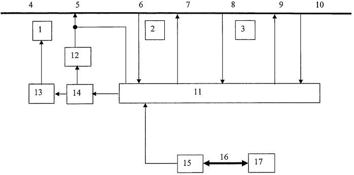 Устройство автоблокировки с тональными рельсовыми цепями и централизованным размещением оборудования