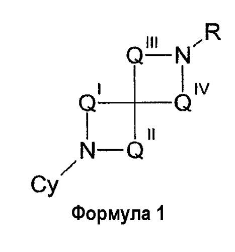 Применение n-арилдиазаспироциклических соединений для лечения зависимостей