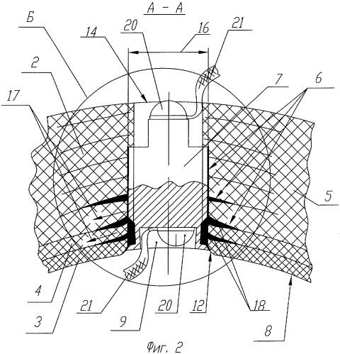 Способ изготовления пусковых труб и пусковая труба