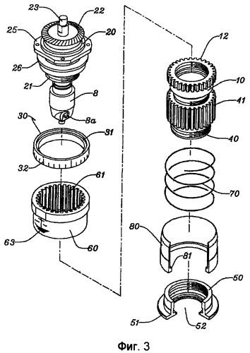 Фасочный инструмент, легко регулирующий глубину резания