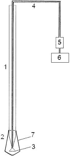 Устройство для моделирования интерорецепторного термического ожогового шока нехирургическим путем в остром эксперименте у мелких лабораторных животных