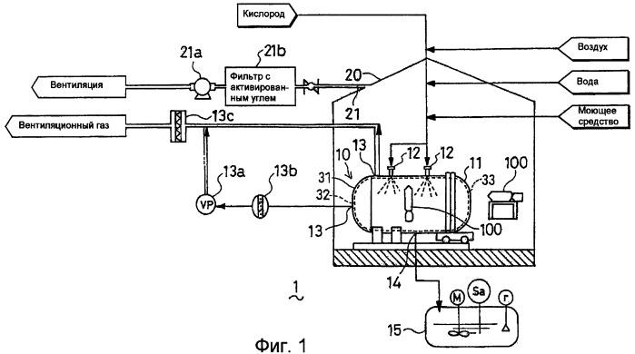 Резервуар высокого давления и устройство для взрывания, содержащее такой резервуар