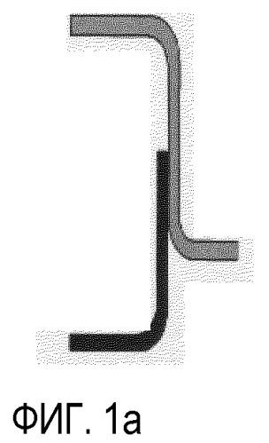 Способ и оснастка для производства композитных кольцевых рам