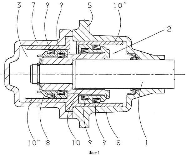 Приводной или управляющий цилиндр для автомобильных коробок передач