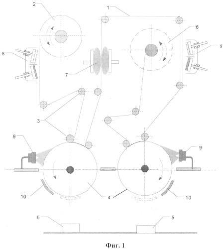 Способ получения анодной фольги